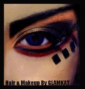 GLAMKAT, Hair and Makeup Services