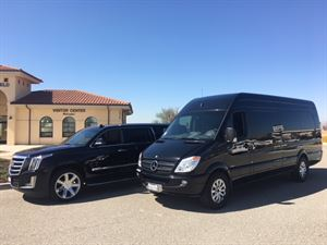 Ontario Airport Limo and Sedan Transportation Service
