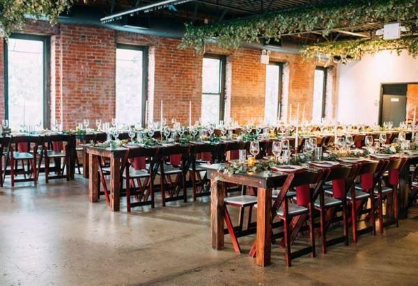 Gantry Loft Long Island City Ny Wedding Venue