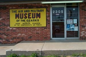 The Air & Military Museum Of The Ozarks