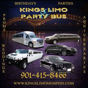 King Limousine & Party Bus