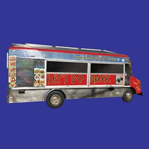Let's Do Greek Restaurant/Food Truck