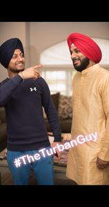 The Turban Guy