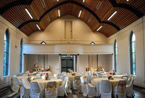 Holy Spirit Hall at Healy-Murphy Center