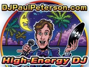 High Energy DJ, Paul Peterson, San Diego Wedding DJ, DJs, Fun