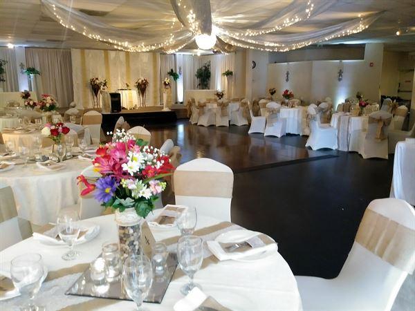 Bridge At Bartlett Ballroom Memphis Tn Wedding Venue