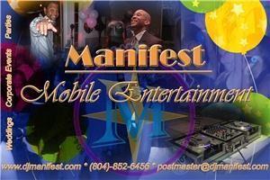 Manifest Mobile Entertainment