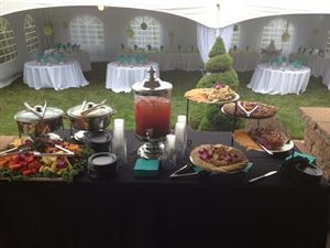 Lizzy J Catering