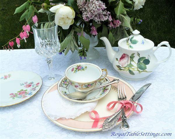 Royal Table Settings