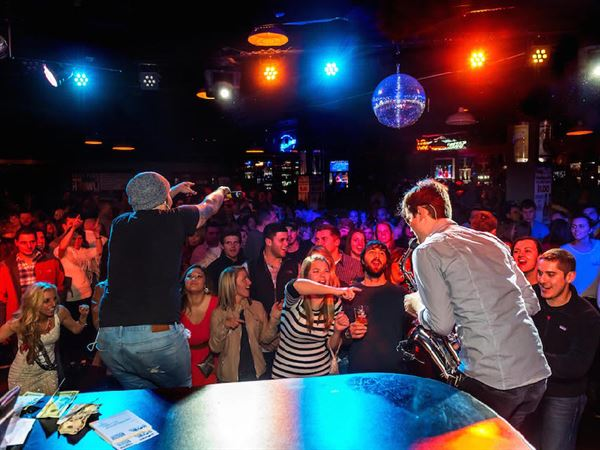 Howl At The Moon - Baltimore