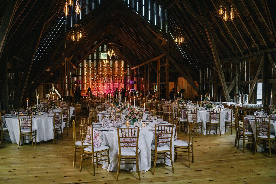 The Barn at Happy Hill - Norwich, VT - Wedding Venue