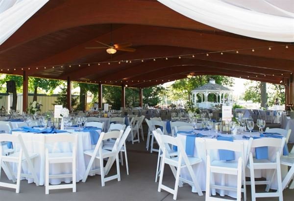 The Overlook Pavilion located at Port Annapolis Marina