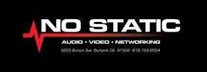 No Static Pro AV