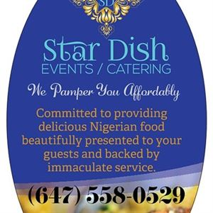 STAR DISH CATERING