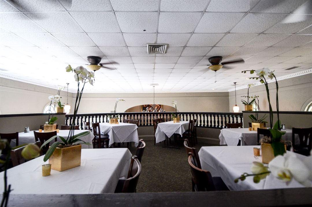 Bonterra Dining Wine Room Charlotte Nc Party Venue