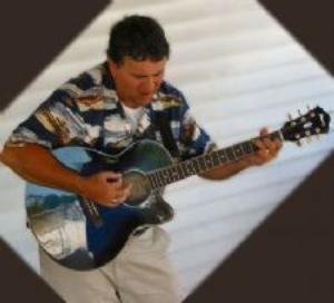Singer/Acoustic Guitarist Pete Jock