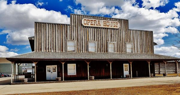 The Fort Museum and Frontier Village Opera House