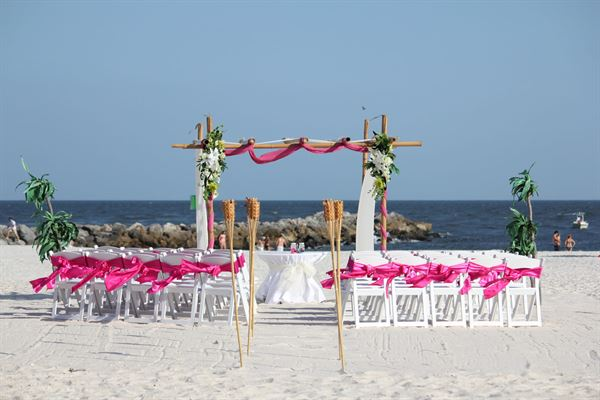 Gulf Shores Orange Beach Weddings