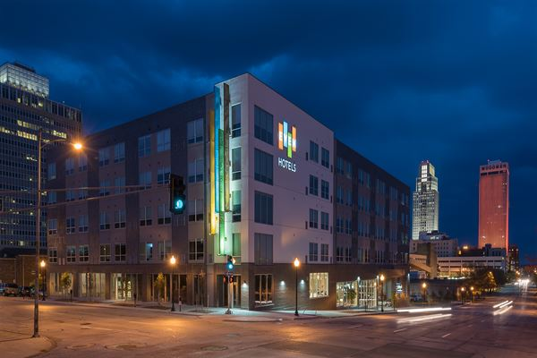 EVEN Hotels Downtown Omaha