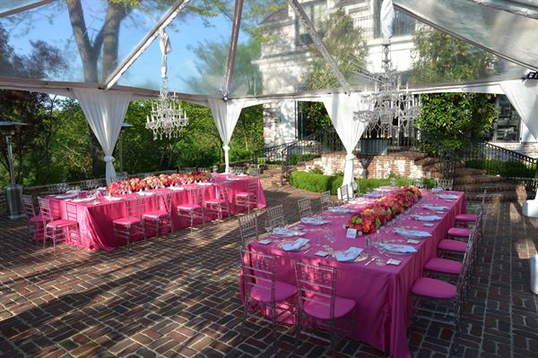 Party Equipment Rentals In Kansas City Mo For Weddings