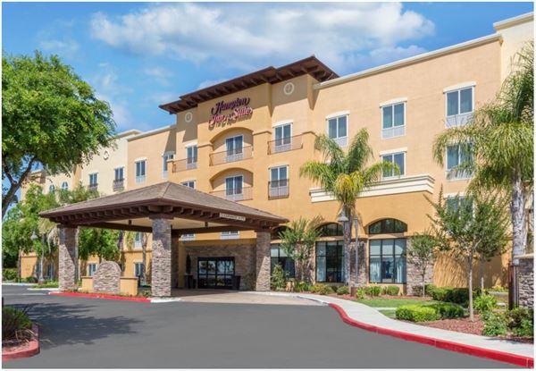 Hampton Inn & Suites Lodi