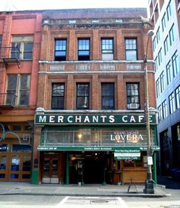 Merchants Cafe and Saloon