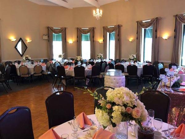 Via Roma Banquet Facility