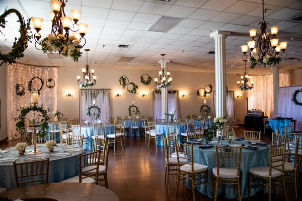 The Garden Ballroom