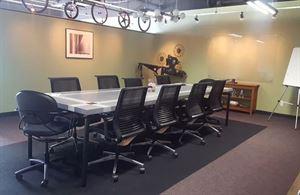 Artsy Merchant Meeting Room