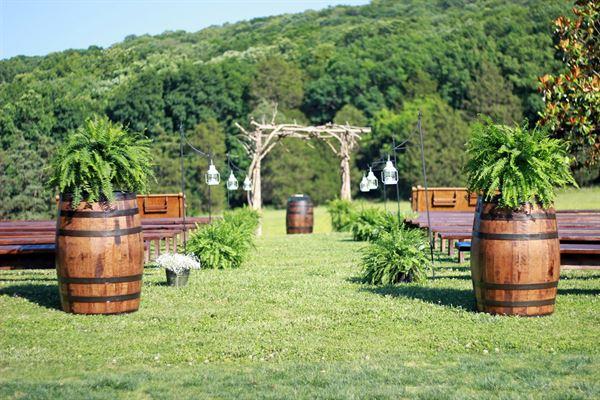 Herd Farms Wedding Venue