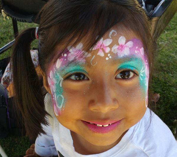 Glitter Kat Face Painting & Body Art