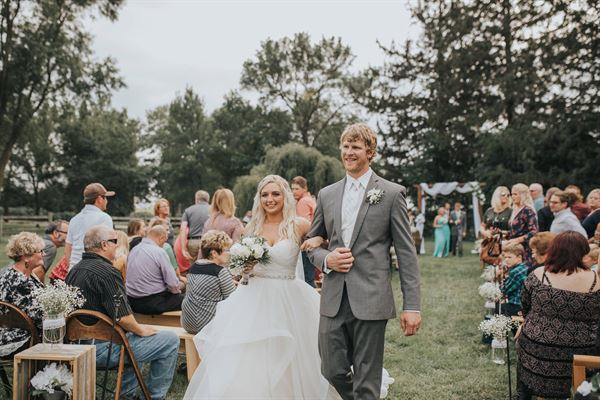 The Old Fifty Six: Barn Weddings & Events