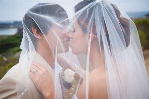 Carmel Wedding Photo