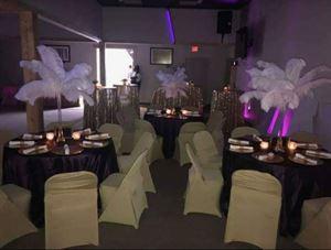 NEW Vibe Event/Reception Hall
