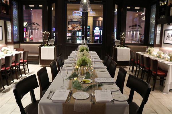 Il Fornaio At New York New York Casino Las Vegas Nv Party Venue