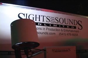 Sights and Sounds Unlimited, Southern Oregon's Premiere Mobile Entertainment and Production Company