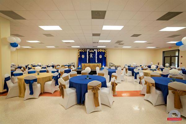 Maa Hall Jacksonville Fl Wedding Venue
