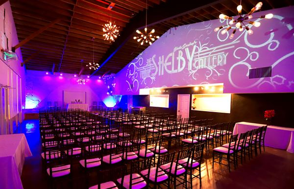 The Shelby & SOL Venue