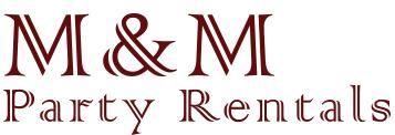 M M Party Rentals Supplies Inc Watsonville Ca Equipment Rental