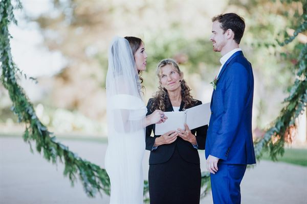 Your Ceremony with Spirit Wedding Officiant