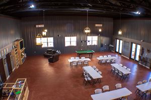 The Clubhouse at Pine Belt Gun Club