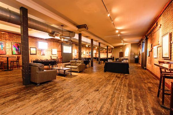 The Warehouse Restaurant & Gallery