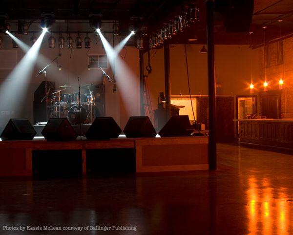 Vinyl Music Hall Pensacola Fl Wedding Venue