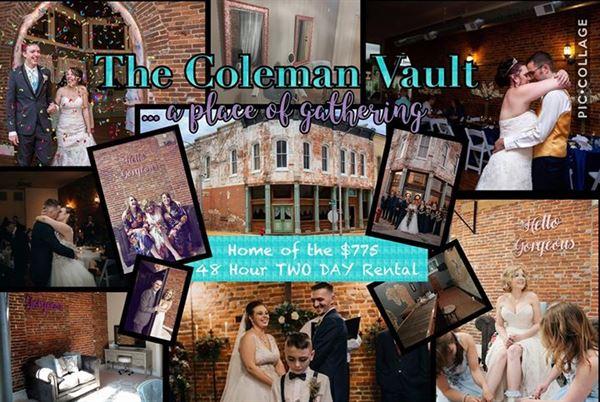 The Coleman Vault