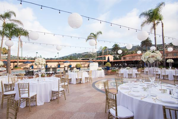 La Jolla Beach And Tennis Club Wedding Foto Wedding And