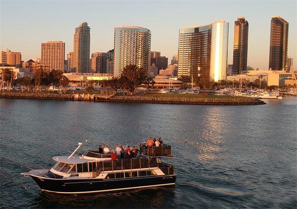 San Diego Bay Cruises
