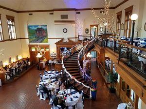 The B&O Station Banquet Hall