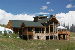 Moose Lodge at Crooked Creek