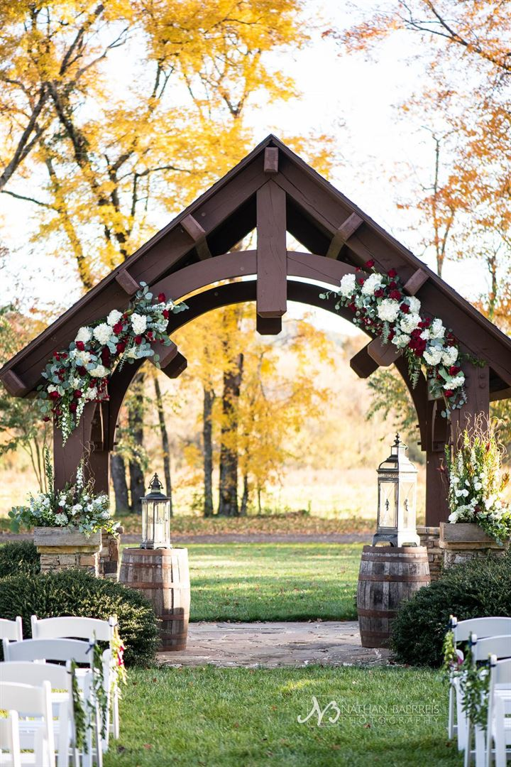 Mcguire S Millrace Farm Murphy Nc Wedding Venue