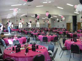 Madison County Fairgrounds Community Building
